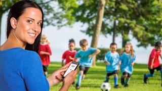 Hero Image Soccer Mom
