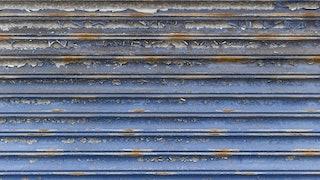 Rusted Old Door