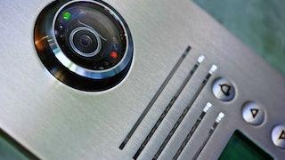 Video Intercom Camera Min
