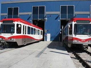 Calgary LRT Project