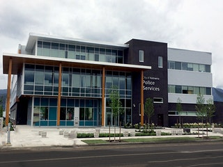 New Rcmp Building Kelowna