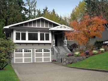 Carriage House 9700 Westfield garage door