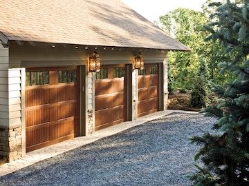 Fiberglass Door 9800 Sonoma garage door