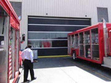 Hîrmanns 4600 Commercial Door