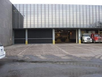 TNR Industrial Door Model HDC