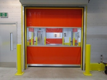 TNR Industrial Door Model HDF