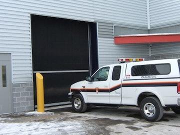 TNR Industrial Door Model HDS