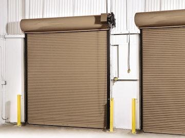 Firestar 700C commercial door