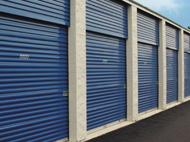 Rolling Storage Door