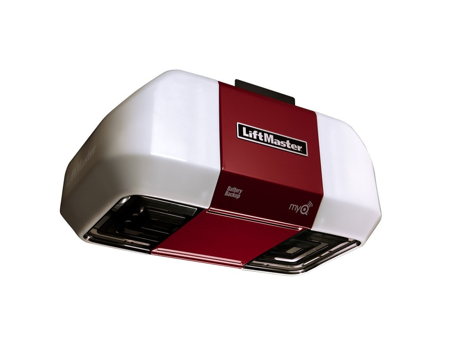 Liftmaster 8500 wall mount creative door for Selecting a garage door opener