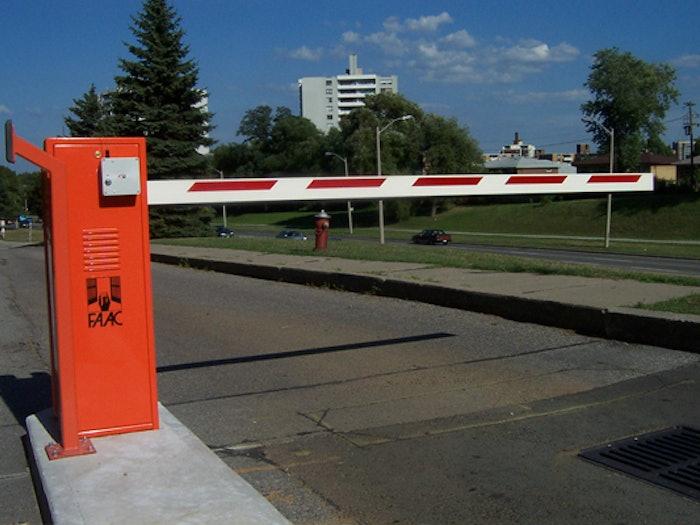 Barrier Control