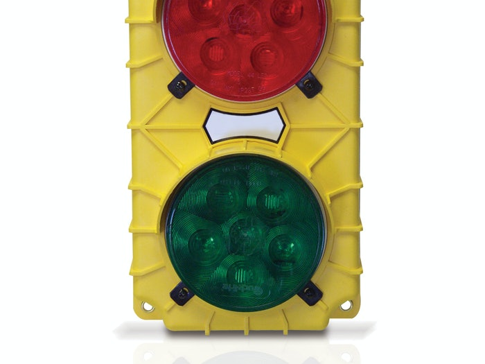 Blue Giant Stop And Go Led Traffic Lights