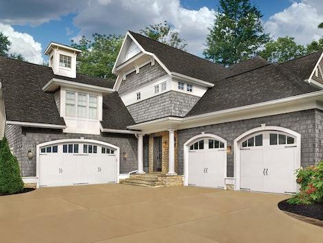 Carriage House 9700 garage door