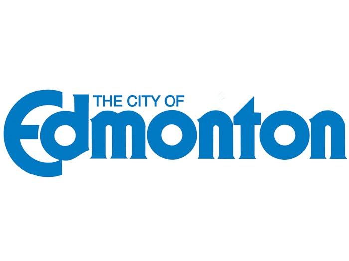 埃德蒙顿市标志