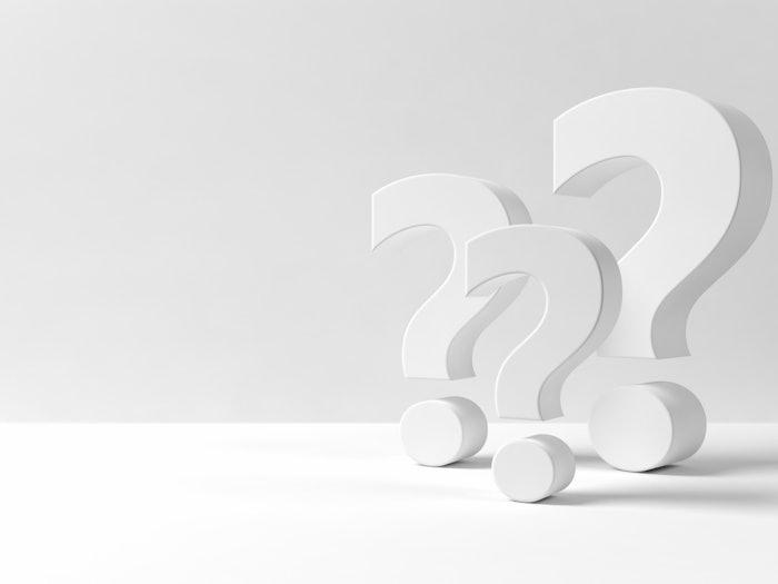 FAQ Question Mark Image