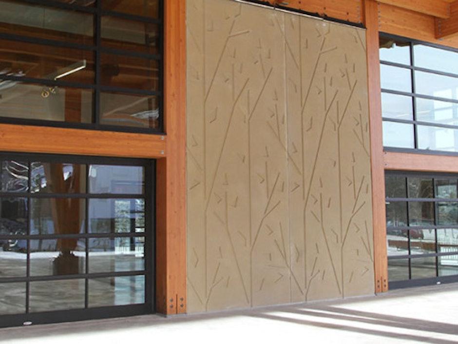 Jpr Aluminum Full View Overhead Doors Creative Door