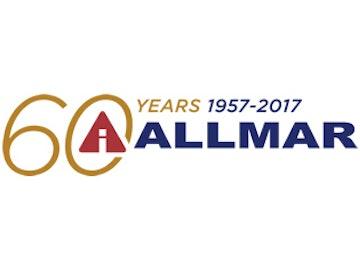 Logo Allmar 60Years 315X236