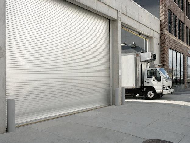 Roll up 800 commercial door