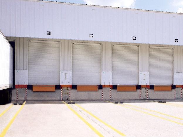 Roll-up Sheet DS-200 commercial door