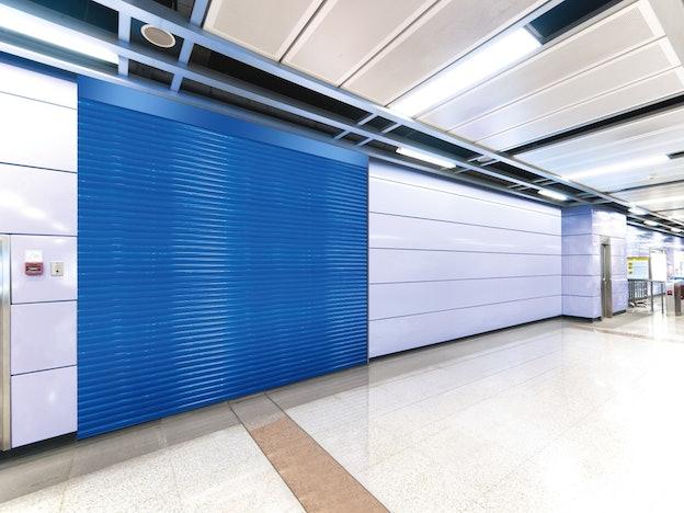 Security Shutter 523 commercial door