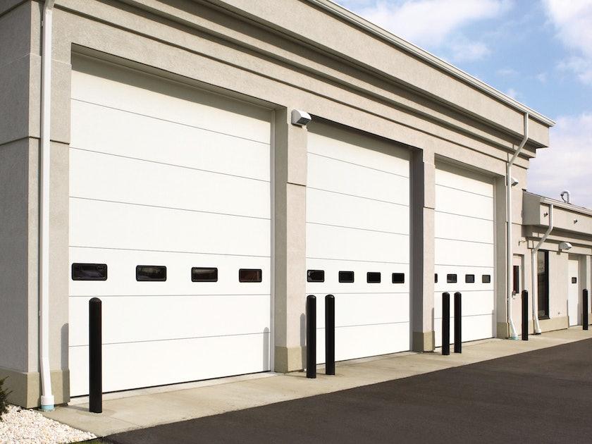 Thermomark 5255 commercial door