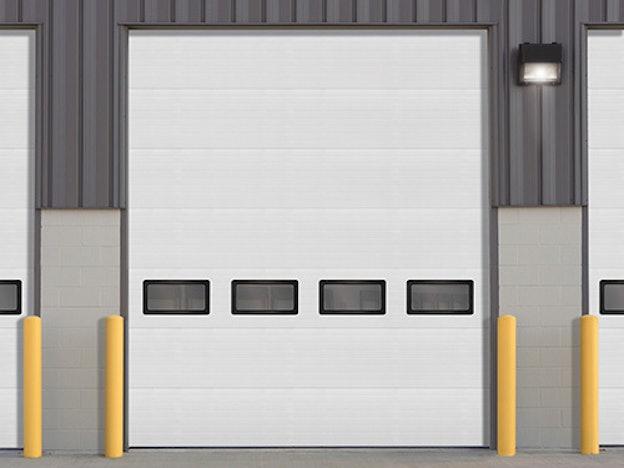 Wayne Dalton Thermomark 530 Commercial Door