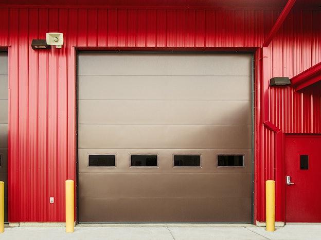 Wayne Dalton Thermospan 200-20 Commercial Door