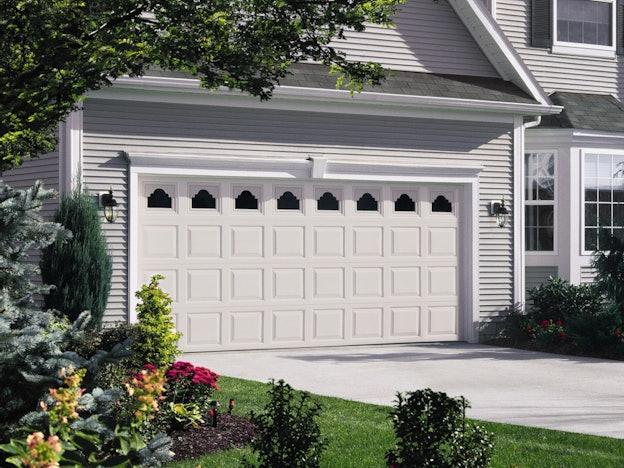 Specialty Vinyl 8700 garage door