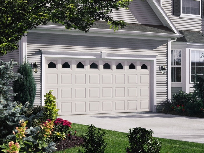 Specialty Vinyl 8700 garage door