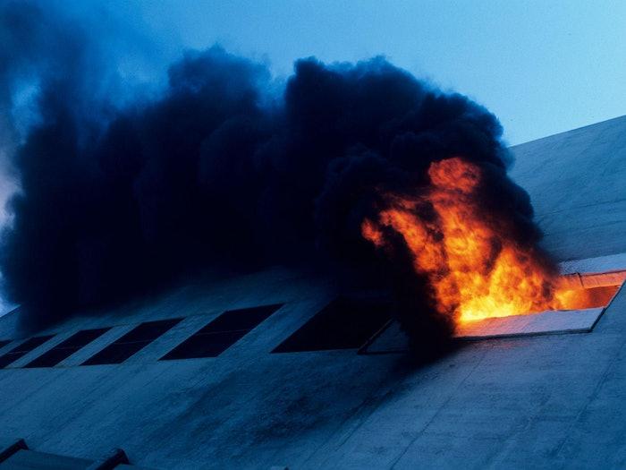 耐火试验商业外部最小值
