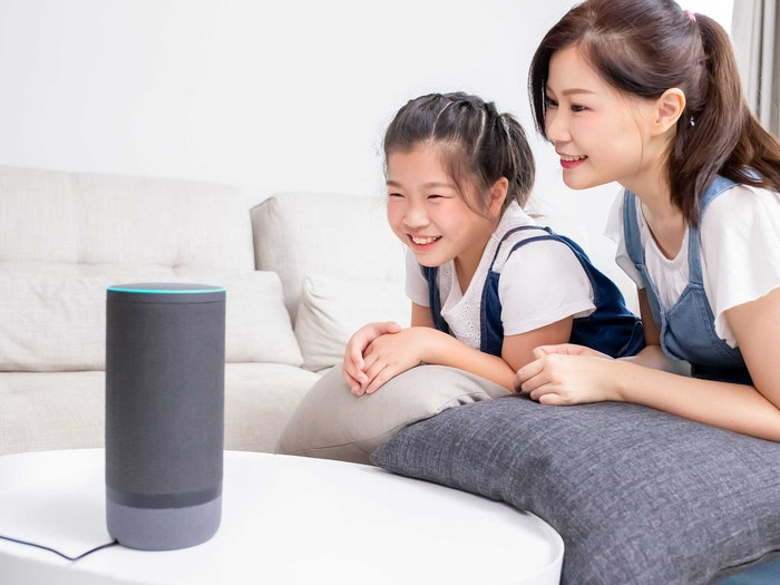 Home Assistant Voice Command Min
