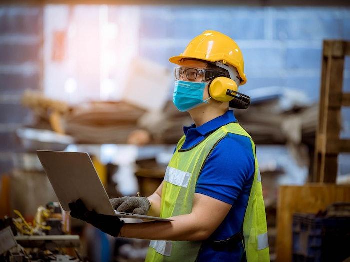 工业工人检验分钟