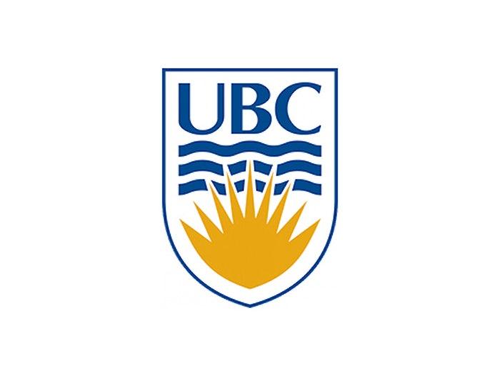 不列颠哥伦比亚大学UBC标志